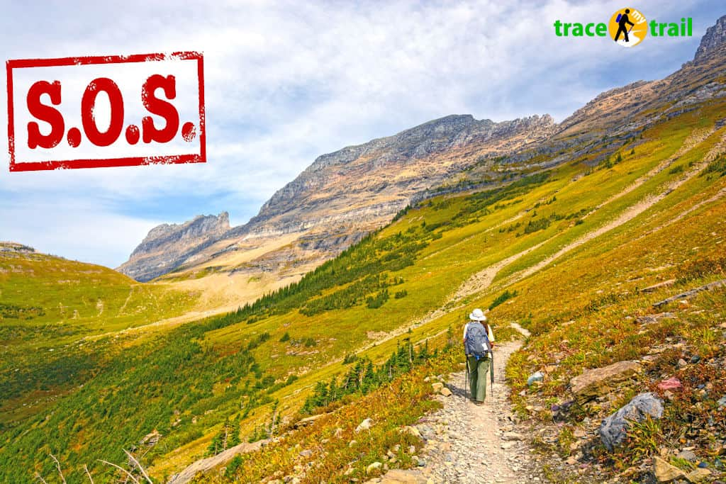 Trace My Trail and SOS