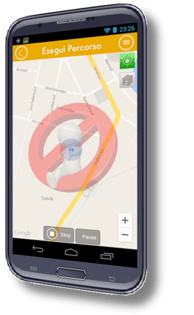 App gps map outdoor track