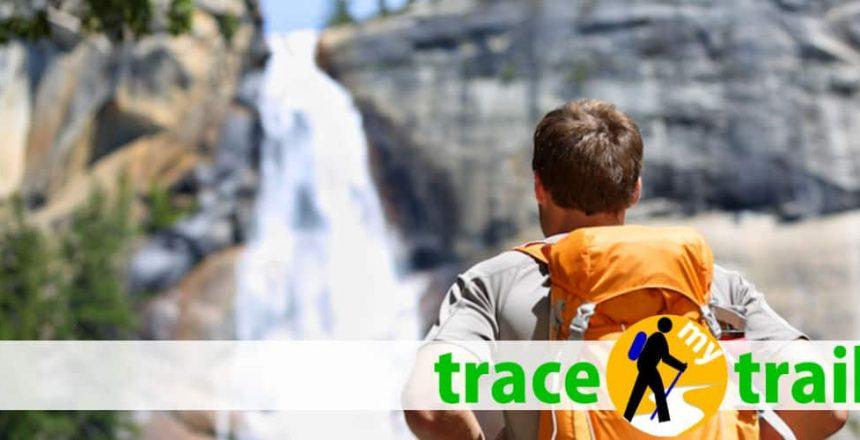 trekking gps app